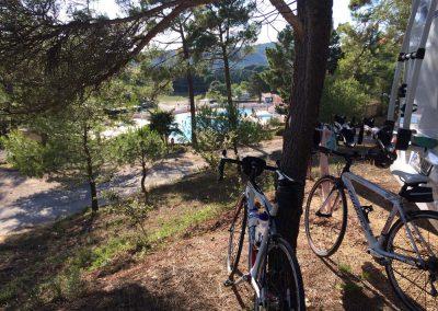 Camping Municipal in Moustier